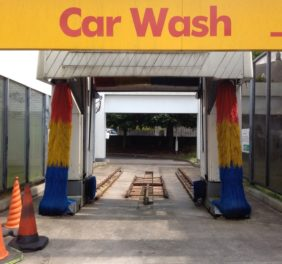 The Crazy Car Wash