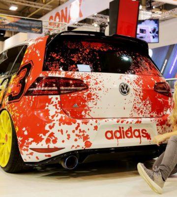 The Essen Motor Show