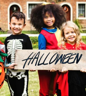 Kids Halloween Week