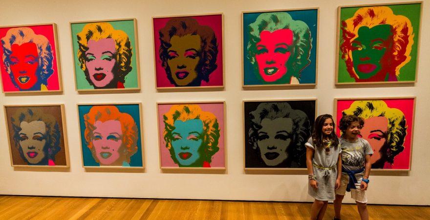 Trip To Museum of Modern Art