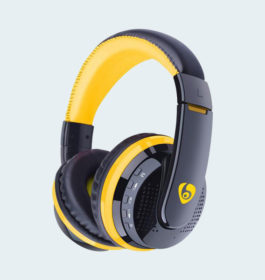 Studio 2.0 Wireless Bluetooth Headphones (Yellow)