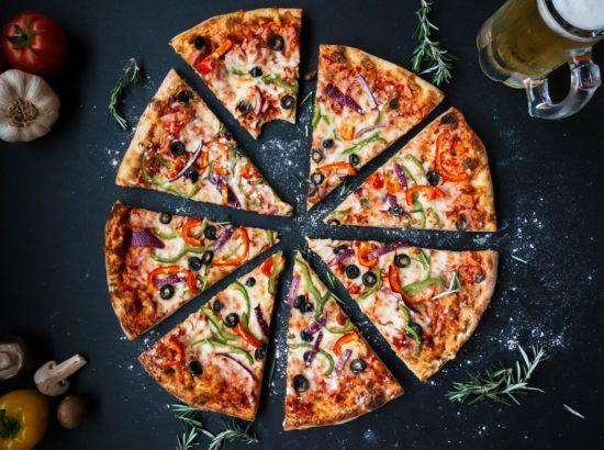 Pizza Union Spitalfields