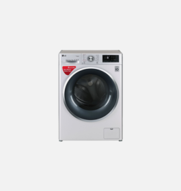 Front Load Washing Machine With LG Smart ThinQ – Fully Automatic
