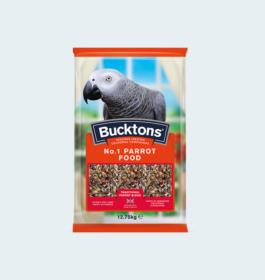 Bucktons Parrot Food