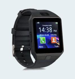Apple Smart Watch 38mm Space Gray Case
