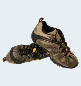 Merrell Men's Glove 4 Trail Runner Brown