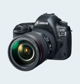 كاميرا كانون EOS 5D Mark IV DSLR
