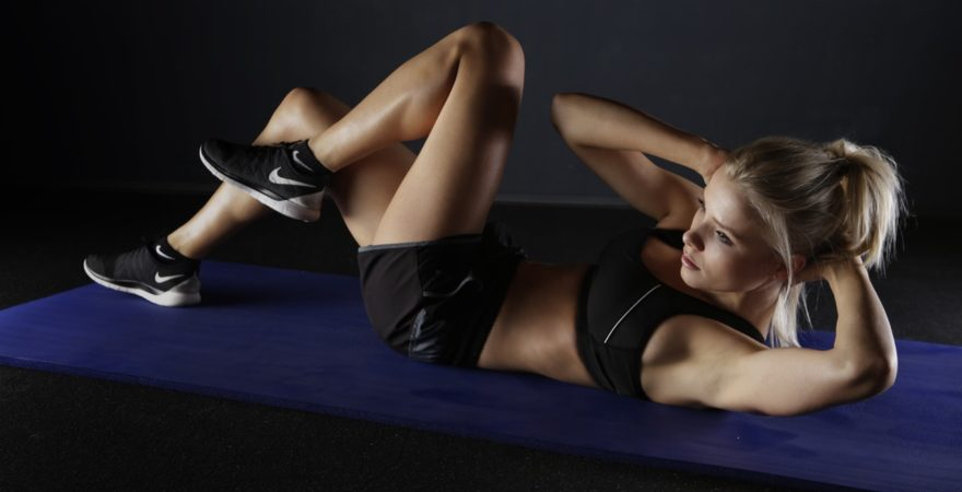 Four exercise routines you can do virtually anywhere